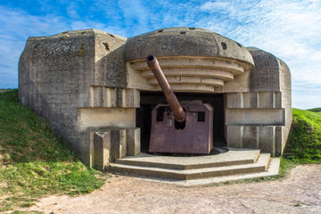 Le Havre Shore Excursion: Private Day Tour of Pointe du Hoc, Omaha Beach and Normandy American Cemetery