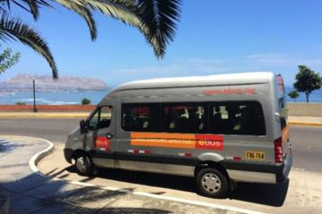 Lima Airport Shuttle: Airport to Miraflores or Viceversa