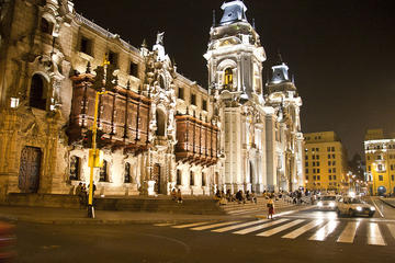 Lima Private City Tour by Car