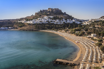 Lindos Island Cruise from Rhodes