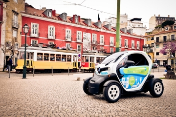 Lisbon Tram 28 Tour by Twizy