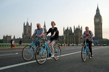 London Bike Tour - East, West or Central London