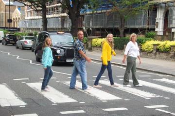 London Rock Legends Small Group Tour by Minivan