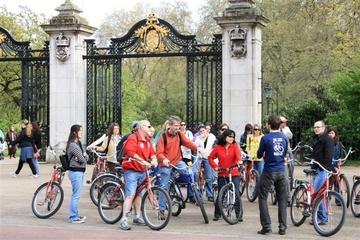 London Royal Parks Bike Tour including Hyde Park