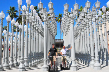 Los Angeles Miracle Mile Segway Tour