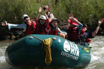 Lower Roaring Fork Rafting