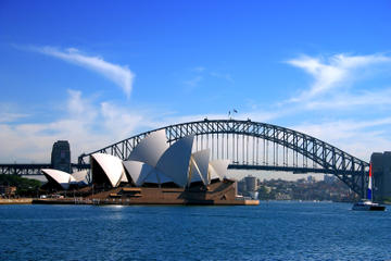 Lunch Cruise with Music on Sydney Harbour