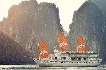Luxury 2-Day Halong Bay Cruise Tour with Transfer from Hanoi