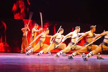 Luxury Tour: Famed Dadong Peking Duck Dining Experience and VIP Seated Kung Fu Show at Red Theater