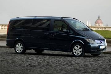 Luxury Van Private Departure Transfer: Berlin Schonefeld Airport