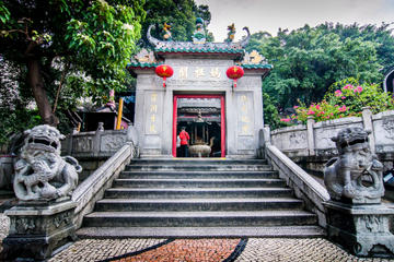 Macau City Sightseeing Tour