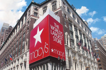 Macy's Herald Square Early Access and Sex and the City Hotspots Tour
