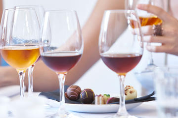 Madeira Wine and Chololate Tasting in Funchal