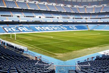 Madrid City Tour and Santiago Bernabeu Stadium