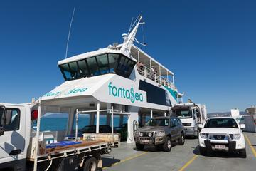 Magnetic Island Round-Trip Car Ferry Ticket from Townsville