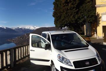 Malpensa to Stresa and Lake Maggiore Taxi Transfer