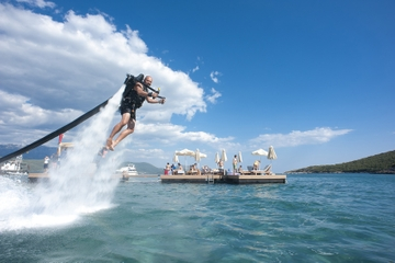 Malta Jetpack Flying Experience