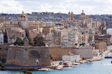 Malta Shore Excursion: Private tour of Valletta, Vittoriosa and Hagar Qim Temple