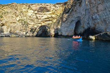 Malta Sightseeing Tour: Blue Grotto, Marsaxlokk and Ghar Dalam