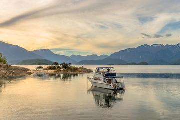 Manapouri Lake Sunset Cruise