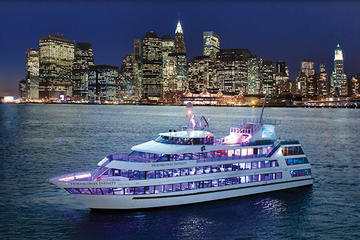 Manhattan Thanksgiving Dinner Cruise