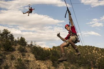 Manitou Springs Zipline and 4x4 Adventure