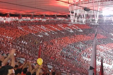 Maracanã Stadium Tour and Flamengo Soccer Game Ticket