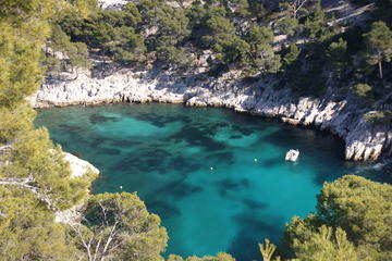 Marseille Shore Excursion: Private Tour in Aix en Provence and Cassis Creeks