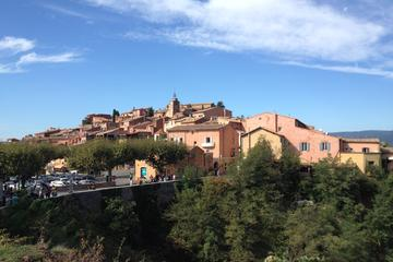 Marseille Shore Excursion: Private Tour of Aix en Provence and Provence Hilltop Villages