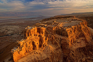 Masada and Dead Sea Daily Tour from Herzliya
