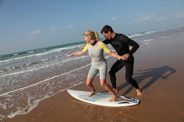 Maui Surf Instruction 101