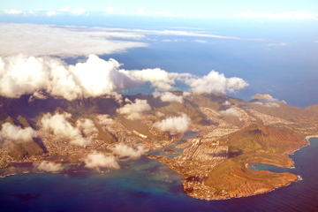 Maui to Oahu Day Trip by Private Plane