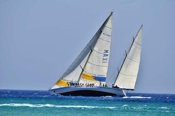Maxi Power Sailing Experience in Fuerteventura