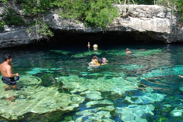 Mayan Adventure Snorkeling Tour from Playa del Carmen or Riviera Maya