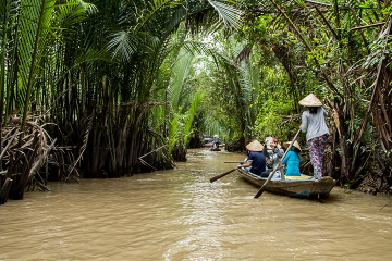 Mekong Delta Tour including Lunch from Ho Chi Minh City