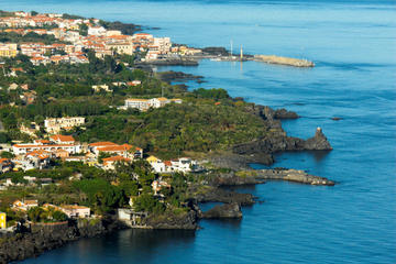 Messina Shore Excursion: Acireale, Catania and Cyclops Riviera Day Trip