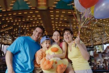 Mexico City Family Pass: Six Flags, Ripley's, KidZania and Inbursa Aquarium