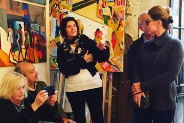 Miami Art Studio Tour During Art Basel