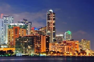 Miami Lights Evening Air Tour