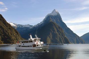 Milford Sound Sightseeing Cruise