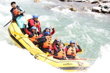 Minakami Rafting Day Trip