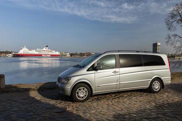Minivan transfer from Riga to Tallinn