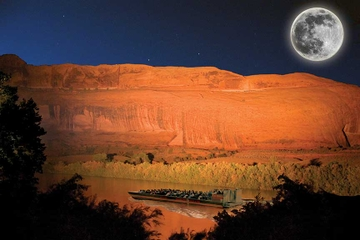 Moab Dinner Cruise with Sound and Light Show