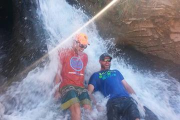 Moab Hidden Waterfall Hike