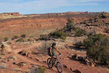 Moab North Klondike Intermediate Mountain Biking Experience