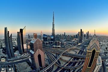 Modern City Tour of Magical Dubai