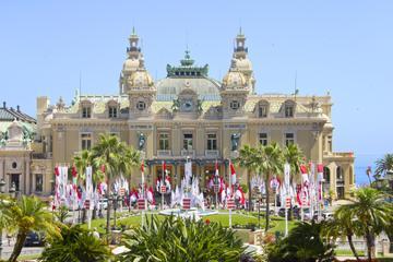 Monaco, Eze, La Turbie Half Day Tour from Nice