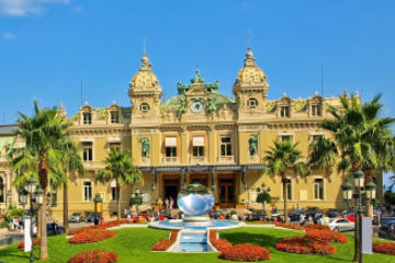 Monaco, Monte Carlo and Eze Private Tour