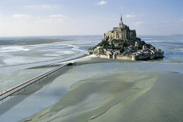 Mont Saint Michel Shuttle from Bayeux