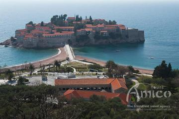 Montenegro and Black Mountain Tour from Dubrovnik